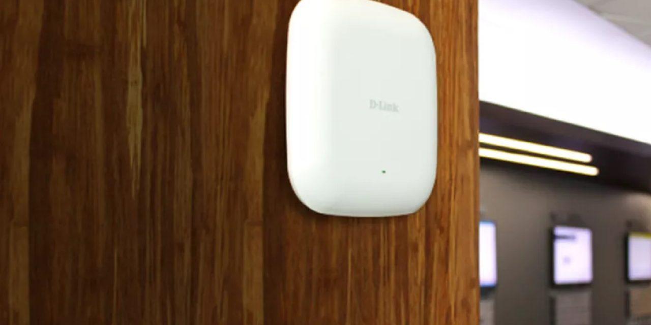 Atualizando seus pontos de acesso wireless