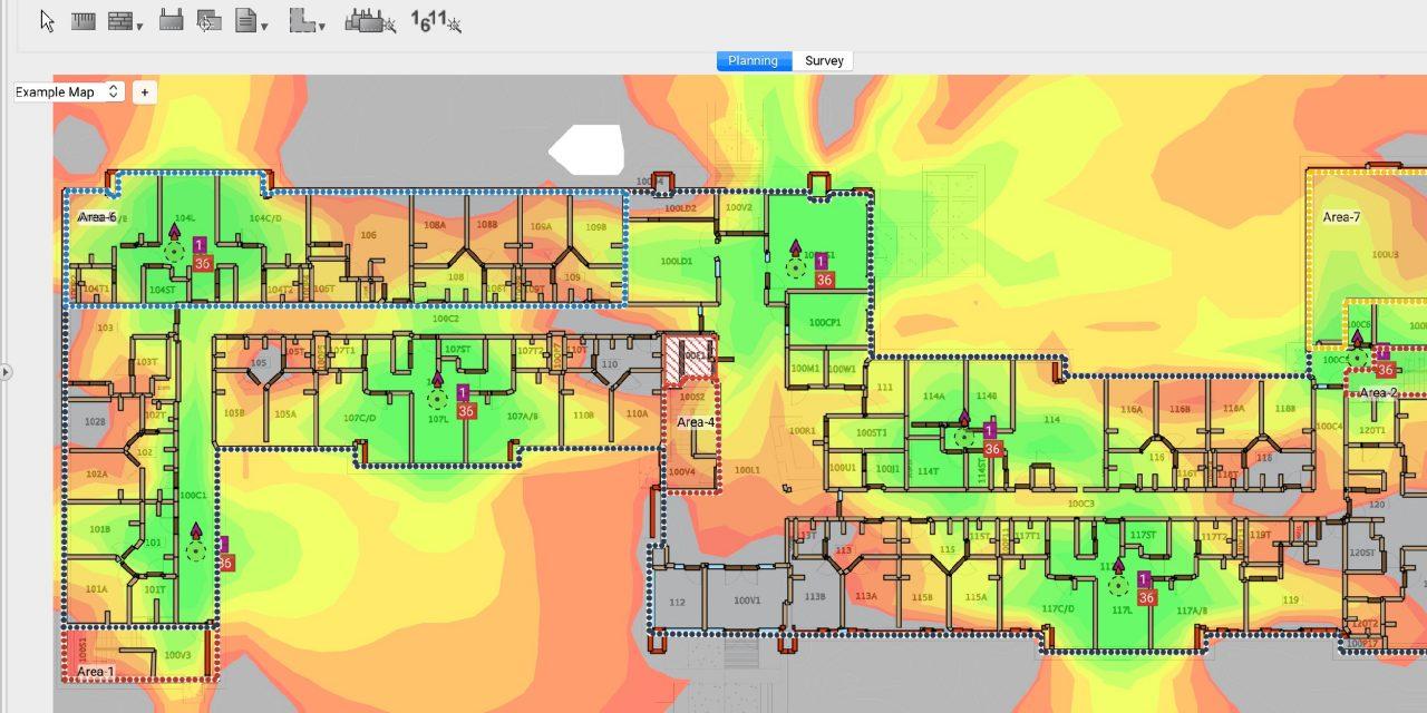 Site Survey Wireless WiFi o que você precisa saber