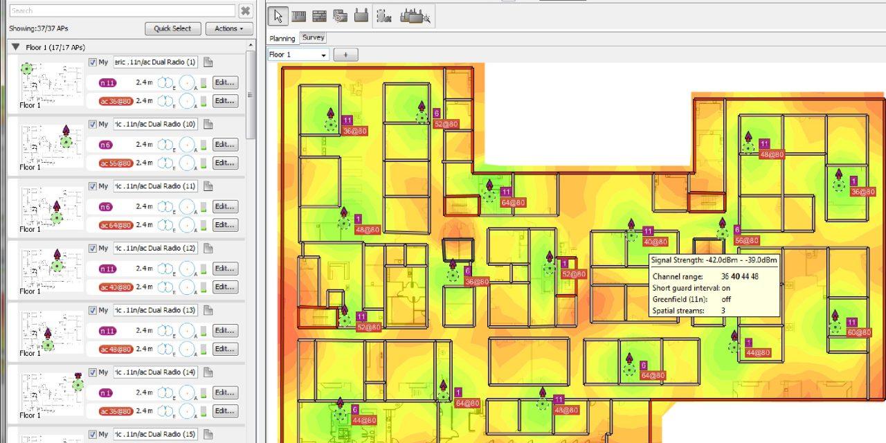 Por que o site survey wireless é crucial antes de implementar uma rede Wi-Fi